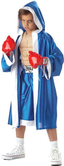 Everlast Boxer Boy Kids Costume