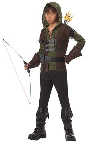 Renaissance Robin Hood Kids Costume