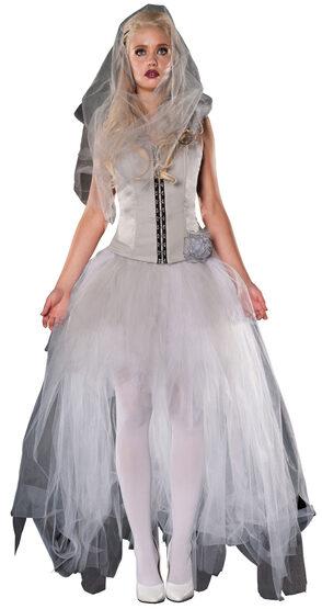 Sexy Blythe Spirit Ghost Costume