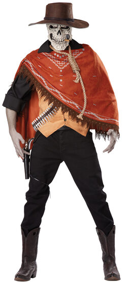Outlaws Revenge Mens Western Adult Costume