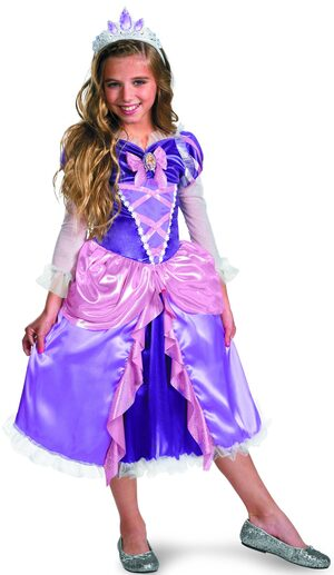 Disney Princess Rapunzel Kids Costume