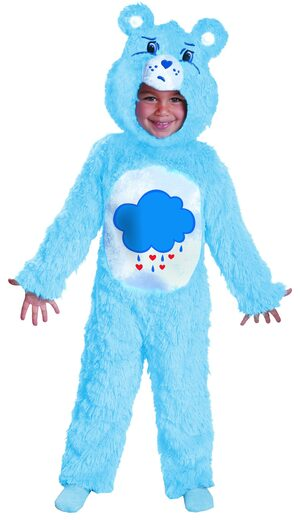 Grumpy Bear Care Bear Kids Costume
