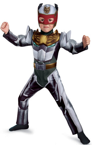 Robo Knight Power Ranger Megaforce Kids Costume