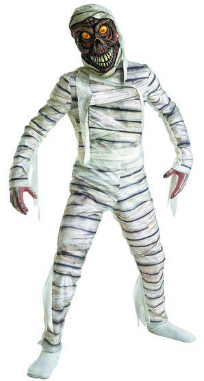 Scary Mummified Kids Costume
