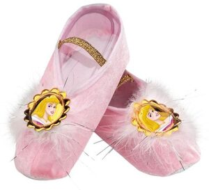 Sleeping Beauty Aurora Ballet Slippers