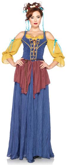 Medieval Tavern Maid Adult Costume