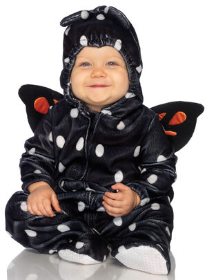 Little Monarch Butterfly Baby Costume