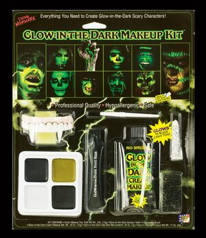 Glow in the Dark Family Makeup Kit
