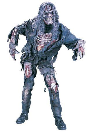 Teen 3D Zombie Teen Costume