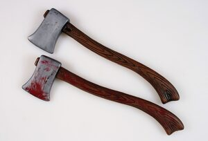 Bloody Axe Weapon