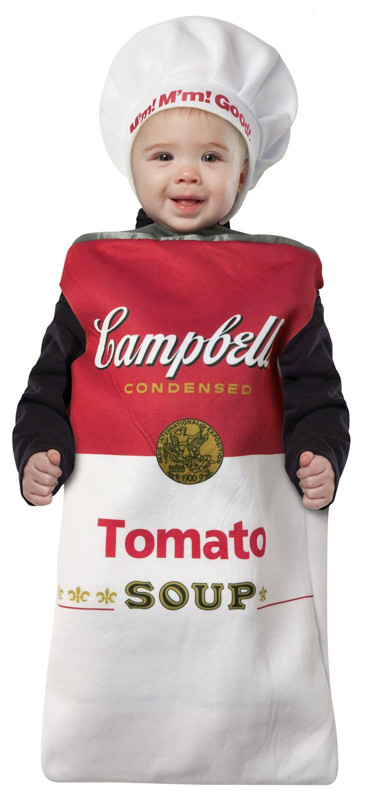 C&bellu0027s Tomato Soup Can Baby Costume  sc 1 st  Mr. Costumes & Campbellu0027s Tomato Soup Can Baby Costume - Mr. Costumes