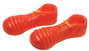 Kids Clown Shoes