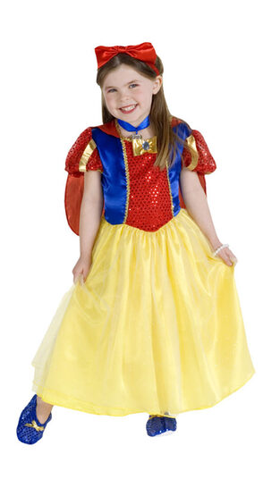 Disney Precious Snow White Kids Costume