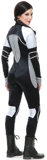 Hunger Games Huntress Movie Adult Costume