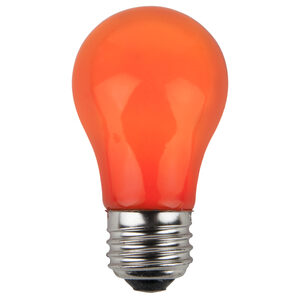 A15 Orange Opaque Replacement Bulbs