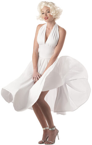 Sexy Maryiln Monroe Costume