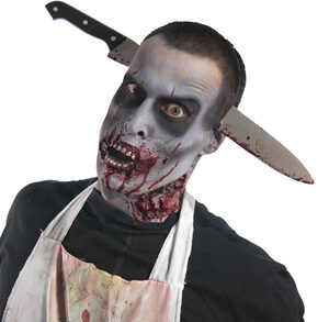 Zombie Knife Headpiece