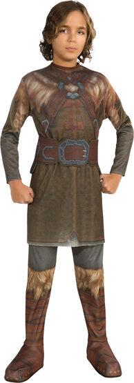 Hobbit Dwalin Storybook Kids Costume