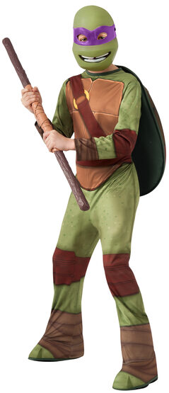 Donatello Ninja Turtle Kids Costume
