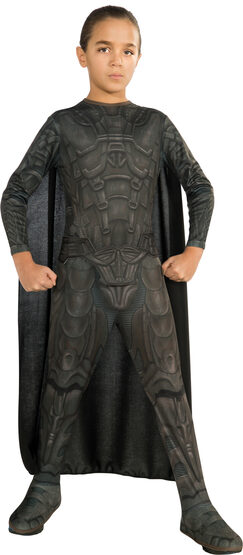 Boys Man of Steel General Zod Kids Costume