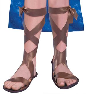 Childrens Roman Warrior Shoes