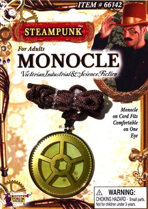 Victorian Steampunk Monocle