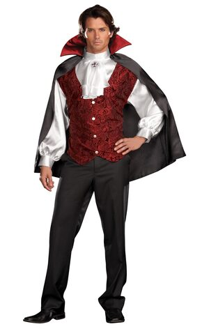 Fang Banging Fun Vampire Adult Costume