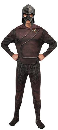 Deluxe Klingon Star Trek Adult Costume