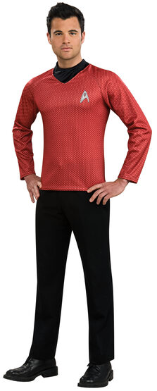 Mens Scotty Star Trek Adult Costume