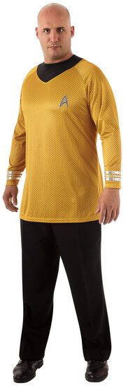 Captain Kirk Star Trek Plus Size Costume