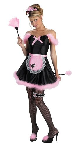 Sexy Maid PurrFect Costume