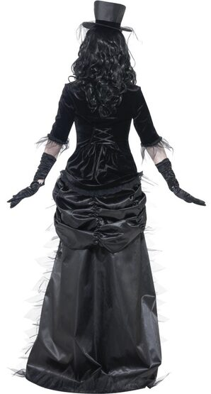 Ghost Town Black Widow Adult Costume
