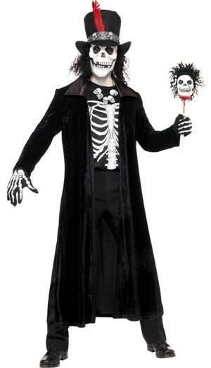 Mens Voodoo Daddy Adult Costume