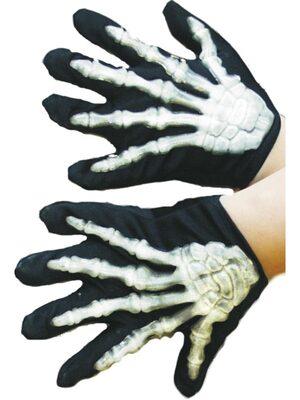 Kids Skeleton Gloves