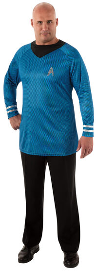 Spock Star Trek Plus Size Costume