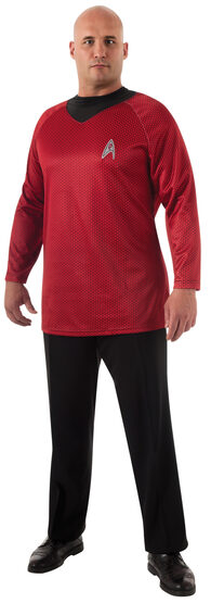 Scotty Star Trek Plus Size Costume