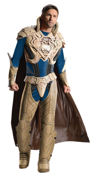 Deluxe Jor-el Superman Adult Costume