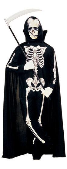 Skeleton Adult Costume