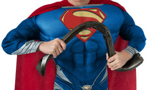 Superman Bendable Steel Bar