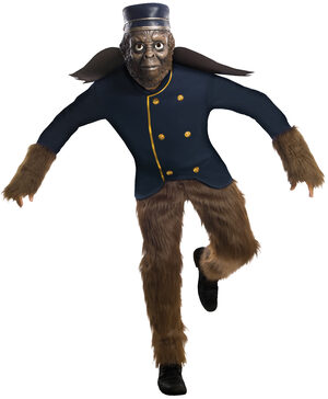 Finley Flying Monkey of Oz Adult Costume