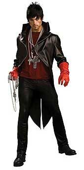 Mens Adult Vampire Slayer Costume