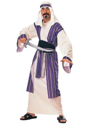 Desert Prince Arabian Adult Costume