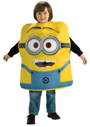 Minion Dave Despicable Me Kids Costume