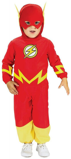 Flash Toddler Costume
