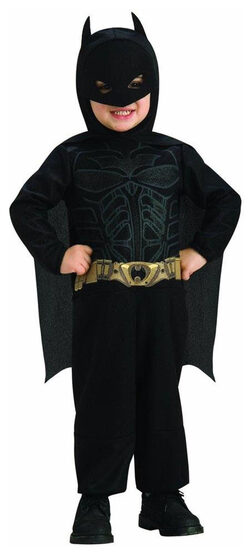 Toddler Batman Dark Knight Baby Costume