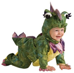 Magical Dragon Baby Costume