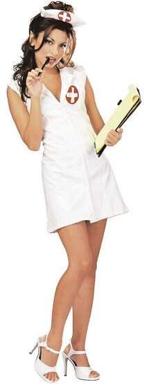 Naughty Vixen Sexy Nurse Costume