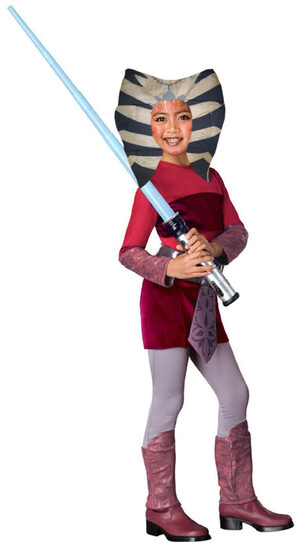 Star Wars Ashoka Kids Costume