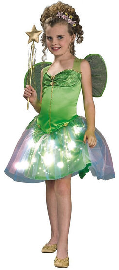 Liteup Fairy Kids Costume