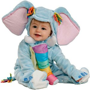 Snuggly Elephant Baby Costume